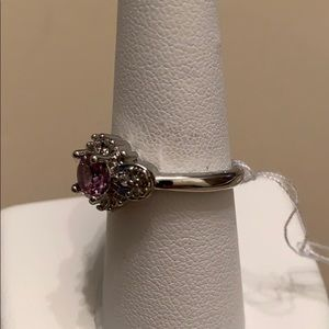 Jewelry - Amethyst ring- new listing
